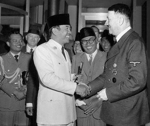 Ir. Sukarno, Bukan Ir. Soekarno